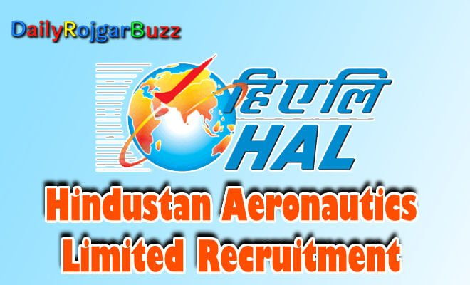 Hindustan Aeronautics Limited Recruitment