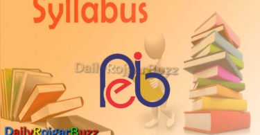Madhya Pradesh Group 4 Syllabus Download PDF
