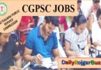 CGPSC Librarian Recruitment