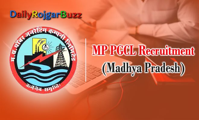 MP PGCL Recruitment