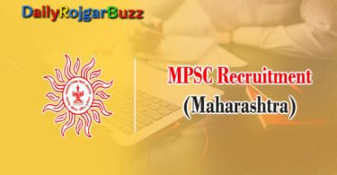 Maharashtra PSC Recruitment
