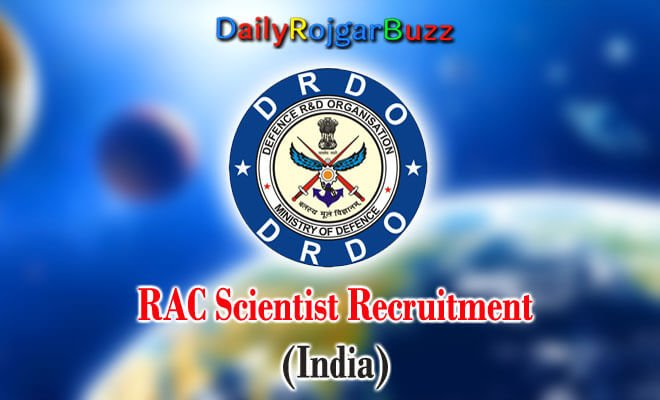 RAC Recruitment