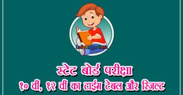 State Board Exam Hindi