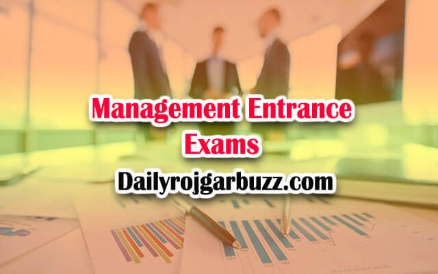 Management Entrance Exams